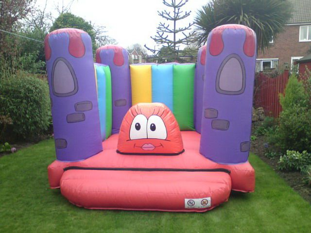 Bessie the Bouncy Castle